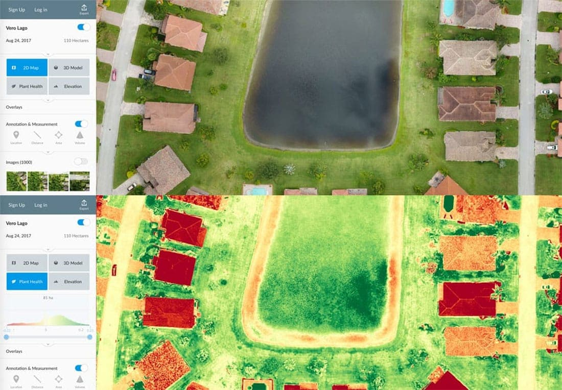 Drone Aerial Imagery