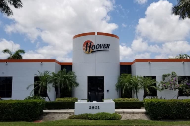 Hoover Voted South Florida Top Workplace